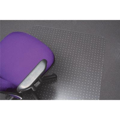 rectangular chair mat for carpet protection